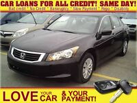 2009 Honda Accord LX AT * CAR LOANS THAT FIT YOUR BUDGET