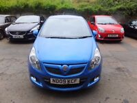 Vauxhall Corsa VXR 3DR 1.6 Petrol , MOT Aug 2017, recently serviced, excellent condition