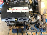 ALFA ROMEO JTS 16V COMPLETE ENGINE + GEARBOX