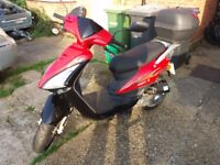 Sinnis Falcon 50 Moped