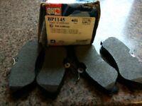 Citroen xsara picasso/berlingo front brake pads