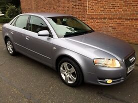 2005 AUDI A4 SE TDI, 5 DOOR HATCH BACK , 1.9CC , SERVICE HISTORY
