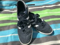 Adidas Hamburg trainers - UK 10.5