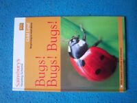 Bugs Bugs Bugs Childrens Book IP1