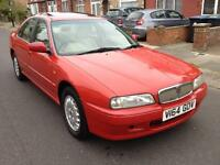 Rover 600 turbo diesel with 59k