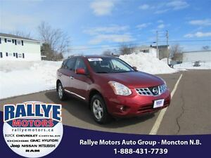 2013 Nissan Rogue S! AWD! EXT Warranty! Alloy! Heated! Sunroof!