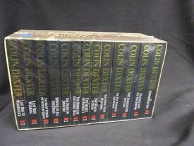 The Complete Collection - Inspector Morse:Wench is Dead Etc Colin Dexter