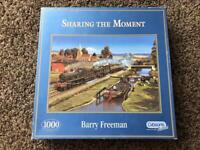 1000 piece puzzle 'Sharing the Moment'