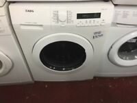 ✅ AEG washer dryer top of the range model less than one year old £350 can deliver