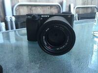 sony a6300 & sony Zeiss 55mm 1.8