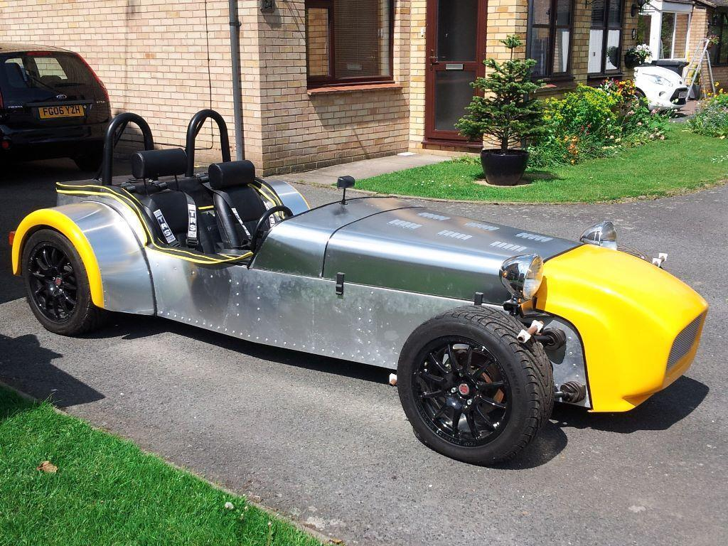 Robin Hood Lightweight Kit Car 99% finished For sale | in ...