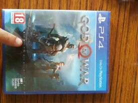GOD OF WAR never been used