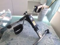 Pedal Exerciser - Mini Exercise Bike foldable