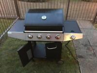 BBQ Premium 4 burner gas