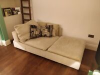 Poliform Sofa. Very good condition. Just steam cleaned!