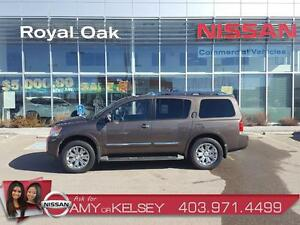 2015 Nissan Armada **FULLY LOADED/DVDS/TOW PACKAGE**