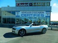 2013 Chevrolet Camaro Convertible LT