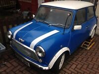 Austin mini Mayfair. Automatic 998cc. 1988