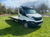 2015 IVECO DAILY 35S11 RECOVERY TRUCK