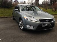 2008 FORD MONDEO ZETEC 2.0 TDCI 140 TRADE IN CONSIDERED
