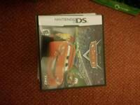 Nintendo DS Cars Game