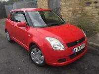 2007 57 SUZUKI SWIFT GL 1.3 PETROL LONG MOT
