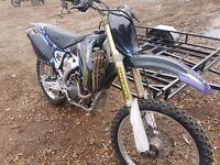 Yz250f great bike