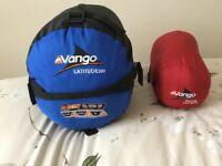 Vango Latitude 300 Sleeping Bag & Half-Moon Pillow