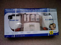 BNIB Friedland Response SL5 wireless 868MHz alarm 36 Zone for home or businesses