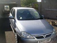 Vauxhall Corsa 1.4 automatic (rare)