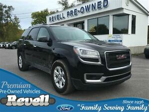 2016 GMC Acadia SLE-1 AWD...Rear air/heater, Alloys, Onstar, Sat