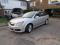 Vauxhall vectra 1.8 sri silver for sale