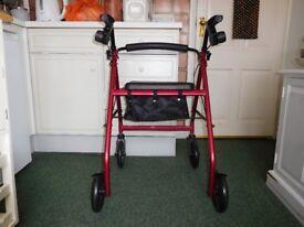 Rollator 4wheel