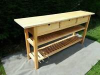 Sideboard unit