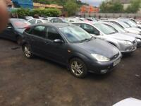 breaking for spares ford focus 2.0 petrol 2003