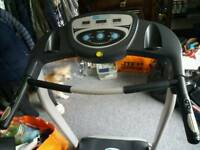 Pro Fitness Motorised treadmill