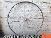 Quality wheel Mavic G40 size 700c (16 - 622) Alloy front wheel