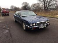 Jaguar XJ 4.0 straight 6, automatic, leather, LONG MOT