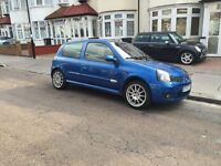 2002 Renault Clio Sport 2.0 16v Renaultsport 172 Cup, HPI Clear, Excellent Cond