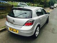 2008 VAUXHALL ASTRA DIESEL AUTOMATIC SILVER 5 DOOR LONG MOT AND HISTORY