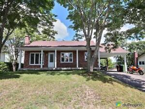 224 000$ - Bungalow à vendre à Sherbrooke (Rock Forest)