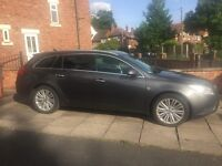 Vauxhall Insignia Estate SE TDI 61 plate, grey, automatic , extras, quick sale