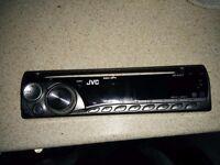 JVC car stero