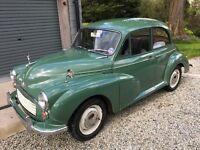 1968 Morris 1000 two door Saloon