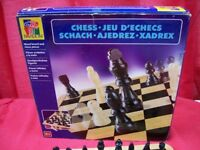 Pavillion Chess Set.