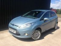 2009 Ford Fiesta 1.4 Titanium 1Previous Owner, 2 Keys, Service History, High Spec, Finance Available