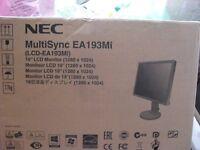 NEC Multisync EA193Mi monitor 19''