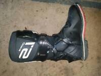 Tcx motocross boots