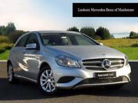 Mercedes-Benz A Class A180 CDI BLUEEFFICIENCY SE (silver) 2014-07-01