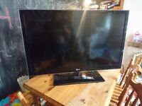 "LG 42"" LCD 1080p 3D Smart TV"
